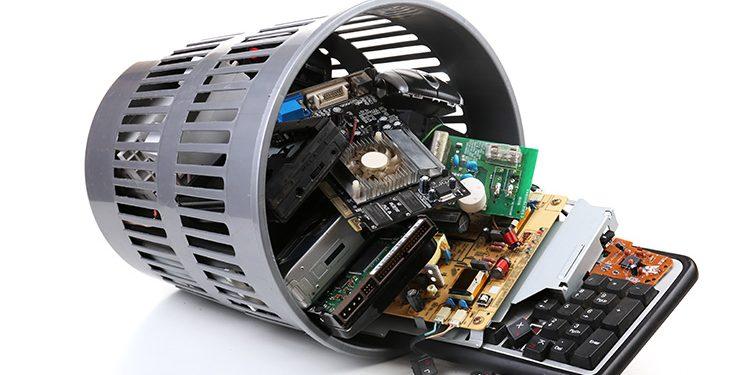 danos causados pelo lixo eletrônico ao meio ambiente - Ecotronics